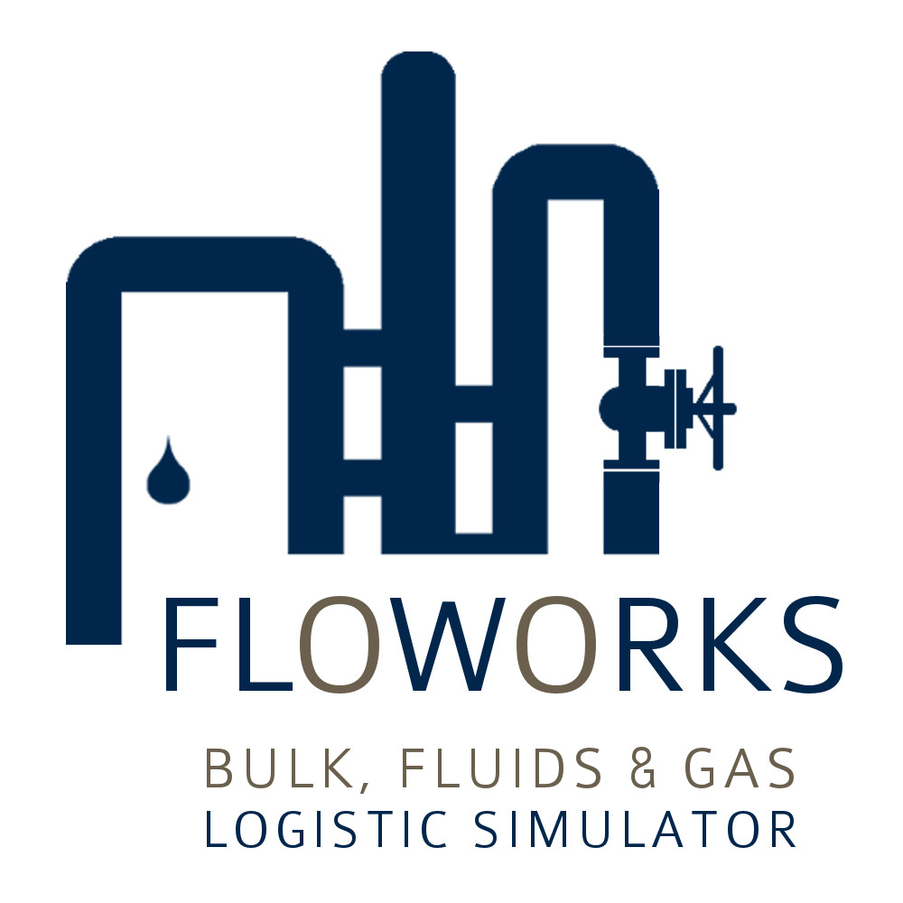 FlexSim FloWorks