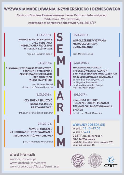 Seminarium FlexSim
