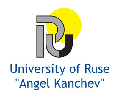 Logo Uniwersytetu w Ruse
