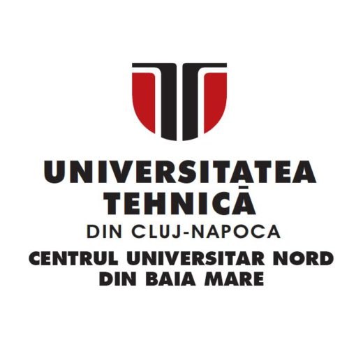 Logo of the Technical University in Cluj - Napoca